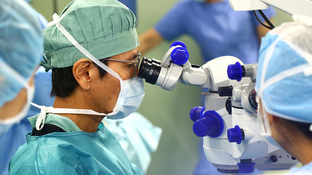 内匠眼科 手術について
