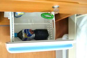 入院設備 病室の冷蔵庫